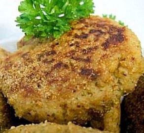 Croquettes de tofu